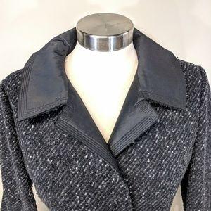 charles nolan Jackets & Coats - Charles Nolan Bell Sleeve Tweed Jacket